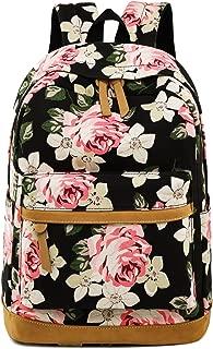 cat valentine floral backpack