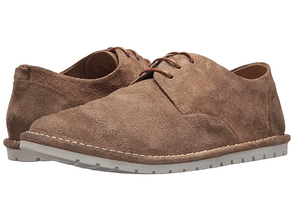 Marsell Gomme Lace-Up Oxford (Hazelnut) Men