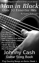 Johnny Cash Song Lyrics & Guitar Chords - Play Country Songs on Guitar: Johnny Cash Guitar Song Book