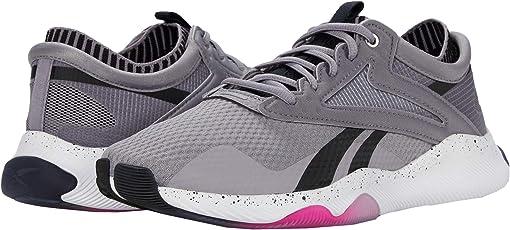 Gravity Grey/Black/Proud Pink