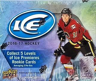 2016/17 Upper Deck Ice NHL Hockey HOBBY box (6 pk)