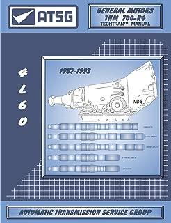 ATSG THM 700-R4 (4L60) 1987-1993 Techtran Manual