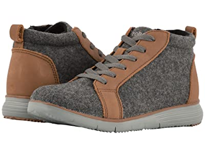 Propet TravelFit Bootie (Grey Tweed) Women