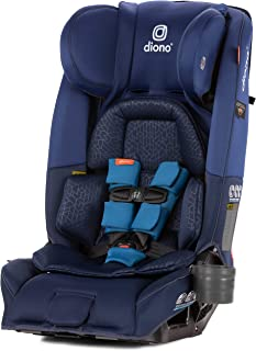 Diono 2019 Radian 3RXT All-in-One Convertible Car Seat, Blue