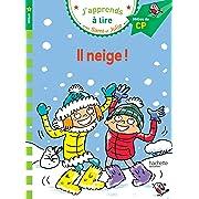 Sami et Julie CP Niveau 2 Il neige,