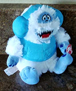 Dan Dee Bumble The Abominable Snow Monster Plush Sings Rudolph The Red Nose - Sits 7 Inches