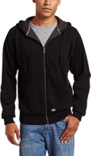 Men's Thermal-Lined Fleece Hoodie