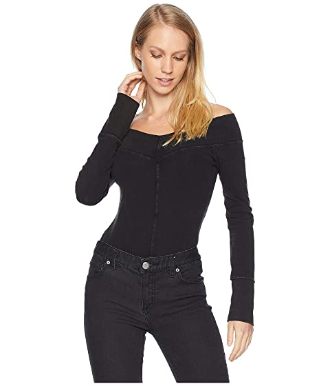 8a97864306 Free People Zone Out Bodysuit at Zappos.com