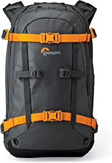 Lowepro Whistler 350 AW 4-Season Ultra-Resistant Backpack for Outdoor Photography Equipment and Essential Wilderness Gear, Black, (LP36896-PWW)