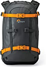 Lowepro Whistler BP 350 AW (Grey) . Professional Grade Outdoor Adventure Camera Backpack