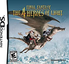 Final Fantasy: The 4 Heroes of Light / Game