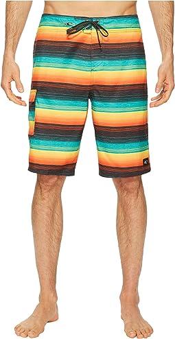 Santa Cruz Stripe Boardshorts
