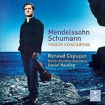 Mendelssohn/Schumann - Violin Concertos