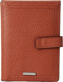 Lodis Accessories - Stephanie RFID Under Lock & Key Passport Wallet w/ Ticket Flap