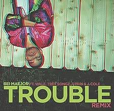 Trouble Remix (Explicit Version) [Explicit]