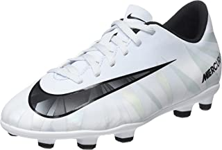 Nike Kids MercurialX Vortex III CR7 FG Soccer Cleat