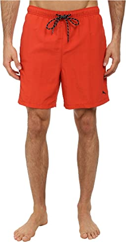 "The Naples Happy Go Cargo  6"" Swim Trunks"