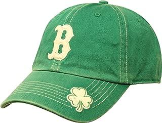MLB Boston Red Sox St. Patty's Fatty Clean Up Cap