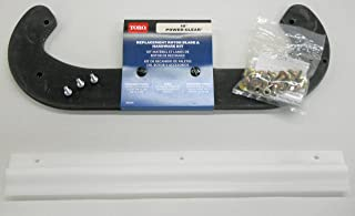 Toro PC18 PowerClear 180 Replacement Paddle Scraper kit all hardware included