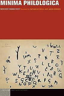 Minima Philologica (Idiom: Inventing Writing Theory)
