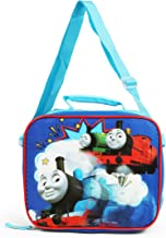 Thomas the Train Blue Rectangle Insulated Lunch Bag for Kids