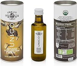 Sponsored Ad - Italian White Truffle Extra Virgin Olive Oil - 3.38 Oz - by Urbani Truffles. Organic Truffle Oil 100% Made ...