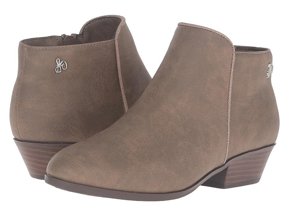 Sam Edelman Kids Petty Bootie (Little Kid/Big Kid) (Taupe) Girls Shoes