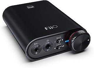 FiiO K3 ブラック USB DAC/アンプ USB Type-C端子採用/AK4452 DACチップ搭載/DSDネイティブ再生対応