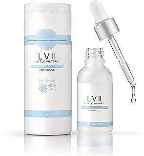 Enhanced Hyaluronic Acid Hydrating Serum   Little Victory   Oil-Free   1.0 Fl Oz Vitamin B5 Infused   Vegan Skin Care   An...