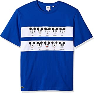 Lacoste Men's Short Sleeve Jersey Mickey Tee