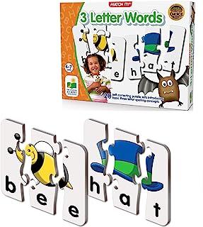 TLJ Match It 3 Letter Words - 116456