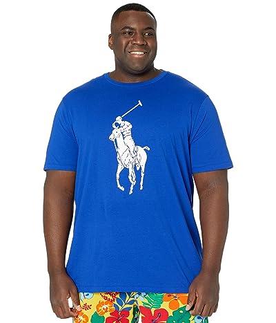 Polo Ralph Lauren Big & Tall Big Tall Big Pony T-Shirt (Rugby Royal) Men