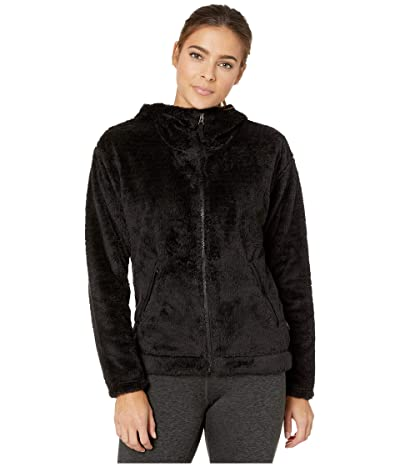 The North Face Furry Fleece Hoodie (TNF Black) Women