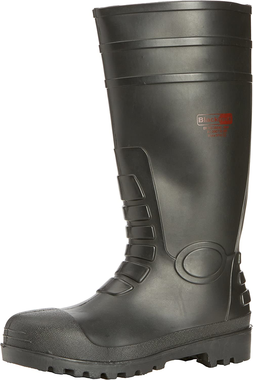 Blackrock Size 13 Safety Wellington SF4313