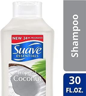 Suave Essentials Shampoo, Tropical Coconut, 30 oz