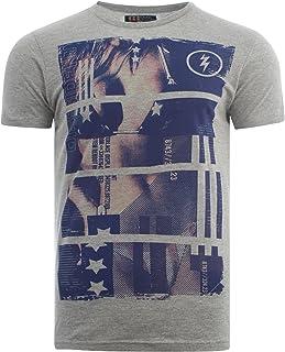 Dissident Helter T-shirt /à manches longues pour homme