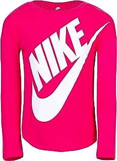 Girls' Long Sleeve Sportswear Graphic T-Shir