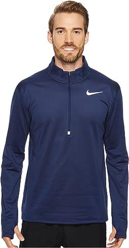 Nike - Therma 1/2 Zip Running Top
