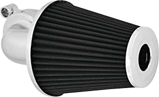 Arlen Ness 90 Degree Monster Sucker Air Cleaner No Cover Chrome 81-001