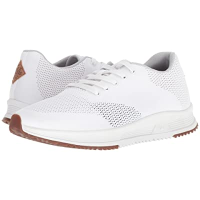 Freewaters Tall Boy Trainer Knit (White) Men