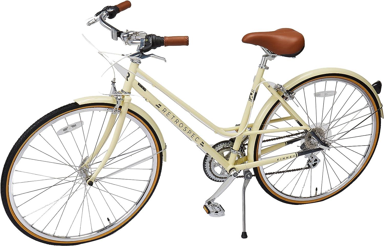 Retrospec Bicycles Kinney 14Speed Vintage Hybrid Mixte Bicycle