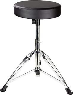 RockJam DP-001 - Taburete con asiento acolchado