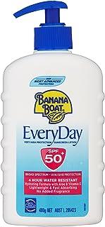 Banana Boat Everyday Sunscreen Lotion SPF50+, 400g
