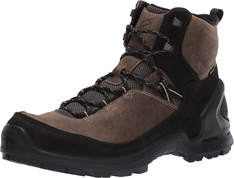 ECCO Men's Biom Terrain In a popularity GORE-TEX Hiking Boot Max 88% OFF High waterproof