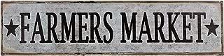 Best rustic market sign Reviews