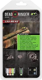 Dead Ringer Bead Shotgun Sight   Universal Low-Profile Front Sight   Fits All Ribbed Shotguns