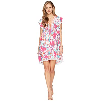 Hatley Frances Dress (Tortuga Bay Floral) Women