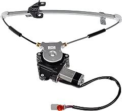 Dorman 741-745 Rear Passenger Side Power Window Regulator and Motor Assembly for Select Honda Models