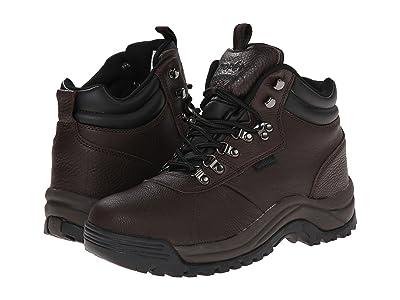 Propet Cliff Walker Medicare/HCPCS Code = A5500 Diabetic Shoe (Bronco Brown) Men