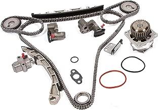 Evergreen TK3035WPT Timing Chain Kit, and Water Pump Fits: Nissan Altima Maxima 350Z Murano Infiniti FX35 G35 3.5L VQ35DE